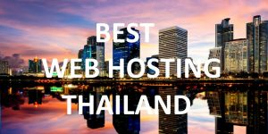 Best Web Hosting Thailand