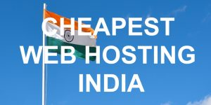 Cheapest Web Hosting India Providers Featured Image