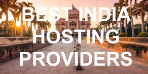 Best India Hosting Providers 1