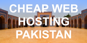 Cheap Web Hosting Pakistan 1
