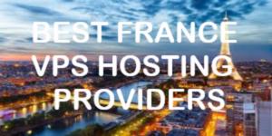 Best France VPS Hosting