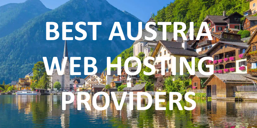 Best Austria Web Hosting Providers