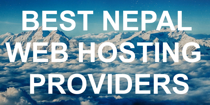 Best Nepal Web Hosting