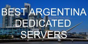 Argentina Dedicated Servers