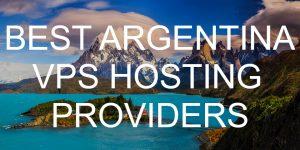 Argentina VPS Hosting
