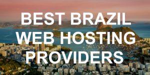 Brazil Web Hosting