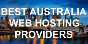 Australia Hosting