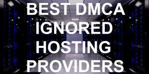 DMCA ignored