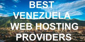 Venezuela Web Hosting